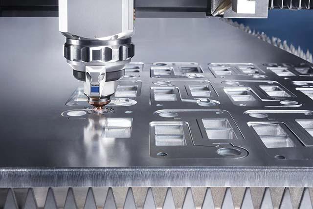 lasersnijden VMT Trumpf TruLaser 3030 Fiber Coolline